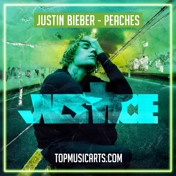 Justin Bieber ft. Daniel Caesar & Giveon - Peaches Ableton Template (Pop)