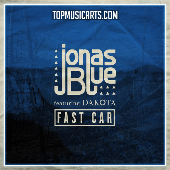 Jonas Blue ft Dakota - Fast car Ableton Template (Dance)