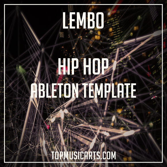 Hip-hop Ableton Template - Lembo