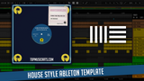 Nightcrawlers - Push the feeling on (Mk Dub Remix) Ableton Remake (House Template)
