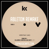 Rune RK - Calabria (Veritas UK Edit) Ableton Remake (Tech House Template) MIDI + Serum Presets