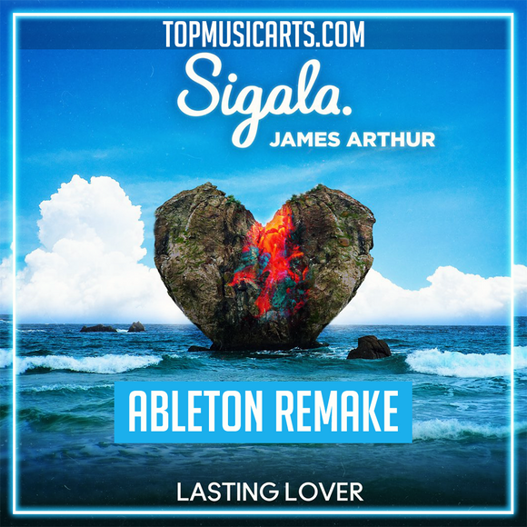 Sigala, James Arthur - Lasting lover Ableton Remake (Dance Template)
