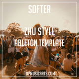 Zhu Style Ableton Template - Softer (House) MIDI + Serum Presets