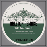 Solomun - Somebody's story Ableton Remake (Tech House Template)