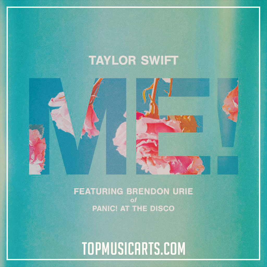 Taylor Swift Me Feat Brendon Urie Of Panic At The Disco: Taylor Swift Ft Brendon Urie