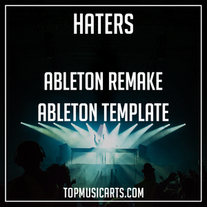 Tech House Ableton Template - Haters