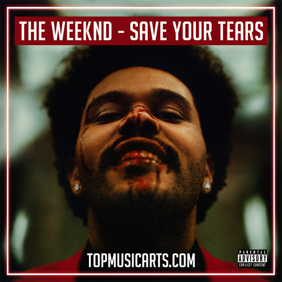 The Weeknd - Save your tears Ableton Remake (Synthpop Template)