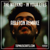 The Weeknd - In your eyes Ableton Remake (Synthpop Template)