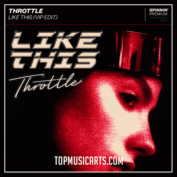 Throttle - Like this Vip Edit Ableton Live 9 Remake (Bass House Template)