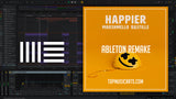 Marshmello - Happier Ableton Template Project