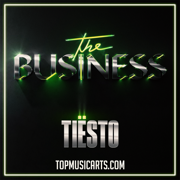Tiësto - The Business Ableton Remake (Dance Template)