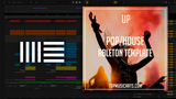 Pop/House Ableton Template - Up  (Calvin Harris, David Guetta, Martin Garrix, Tiësto Style)