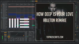 Ableton Template Producer Pack Bundle: Calvin Harris (4 Remakes)