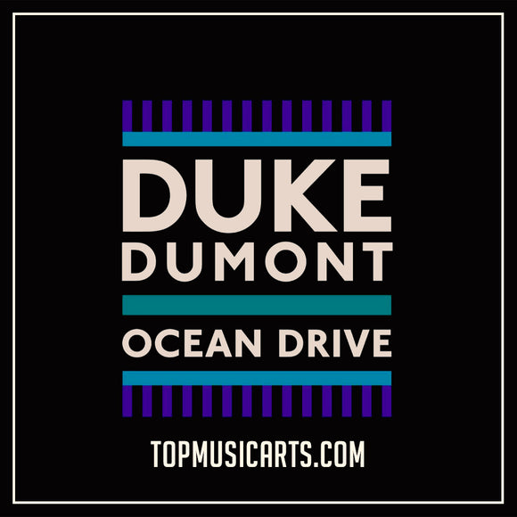 Duke Dumont - Ocean Drive Ableton Remake (Dance Template)