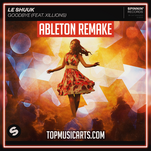 le Shuuk feat. Xillions - Goodbye Ableton Remake (Psy Trance Template)