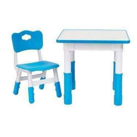 Planet Gates 04 Baby's desk. Children furniture suits. Drawing table