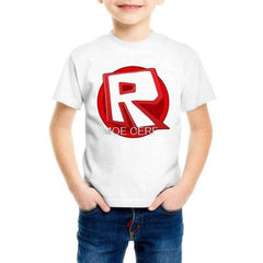 Roblox T Shirt Boys Shirt Ninjagoes Clothing Teenage Boys Clothing