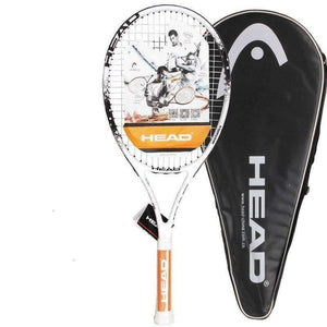 Head TI series tennis high quality tennis racket for men women training rackets Raquete De Tenis with cover