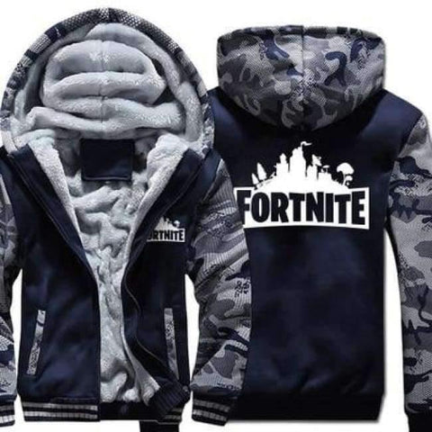 Image of Planet Gates 1 with print / 15 Boys Clothes Winter Super Warm  Hoodies Sweatshirts Thick Fleece Teenage Boys Camouflage Jackets Velvet Kids Coats 15-20