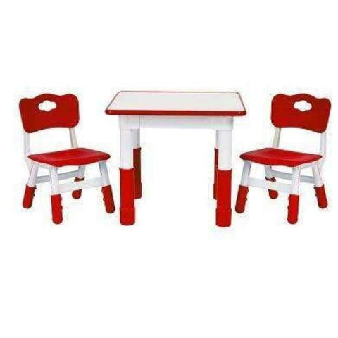 Babys Desk. Children Furniture Suits. Drawing Table - 11