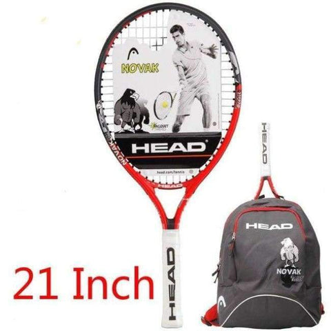 Image of Planet Gates 13 Junior Carbon Fiber Tennis Racquet for Kids Youth Childrens Training Rackets With bag cover 21/23/25 Inch Raquete De Tenis