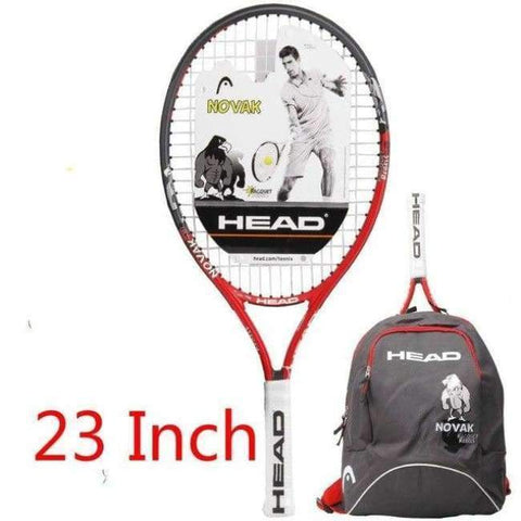 Image of Planet Gates 14 Junior Carbon Fiber Tennis Racquet for Kids Youth Childrens Training Rackets With bag cover 21/23/25 Inch Raquete De Tenis