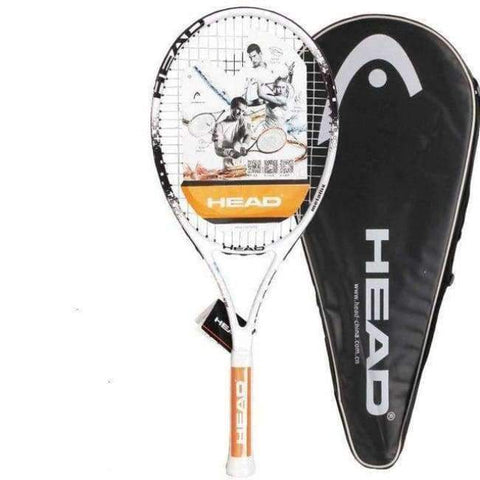 Planet Gates 2 Head TI series tennis high quality tennis racket for men women training rackets Raquete De Tenis with cover
