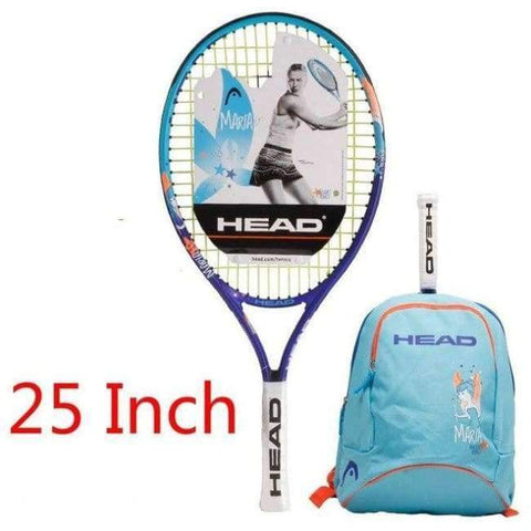 Image of Planet Gates 2 Junior Carbon Fiber Tennis Racquet for Kids Youth Childrens Training Rackets With bag cover 21/23/25 Inch Raquete De Tenis
