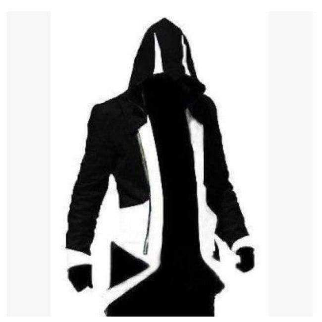 Planet Gates 2 / XXS Assassins Creed Costume Cosplay Conner Kenway Hoodie Jacket Tracksuit Novelty Sweatshirt Hoody Plus Size Cloak Jacket Men