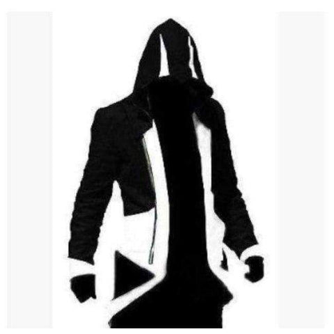 Image of Planet Gates 2 / XXS Assassins Creed Costume Cosplay Conner Kenway Hoodie Jacket Tracksuit Novelty Sweatshirt Hoody Plus Size Cloak Jacket Men