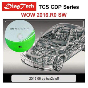 Planet Gates 2016.00 New New Version WOW 2016.R1 Software 2016.00 / 2015.R3 For TCS CDP Pro Multidiag Pro+ MVD And WOW Snooper CDP MVD For Cars Trucks