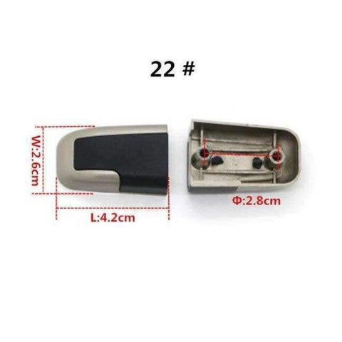 Planet Gates 22 DIY Replacement Luggage Case Telescopic Handle Bag Parts Hardware luggage Accessories Replacement Trolley Suitcase bracing