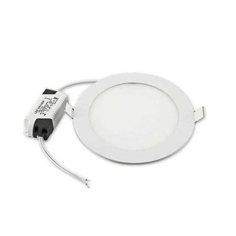 Image of Planet Gates 3W / warm white / Round Cheap Round/Square Recessed Ceiling Lamp LED Panel Down Lights For Home/Commercial Decoration Light Kitchen Bathroom Downlight
