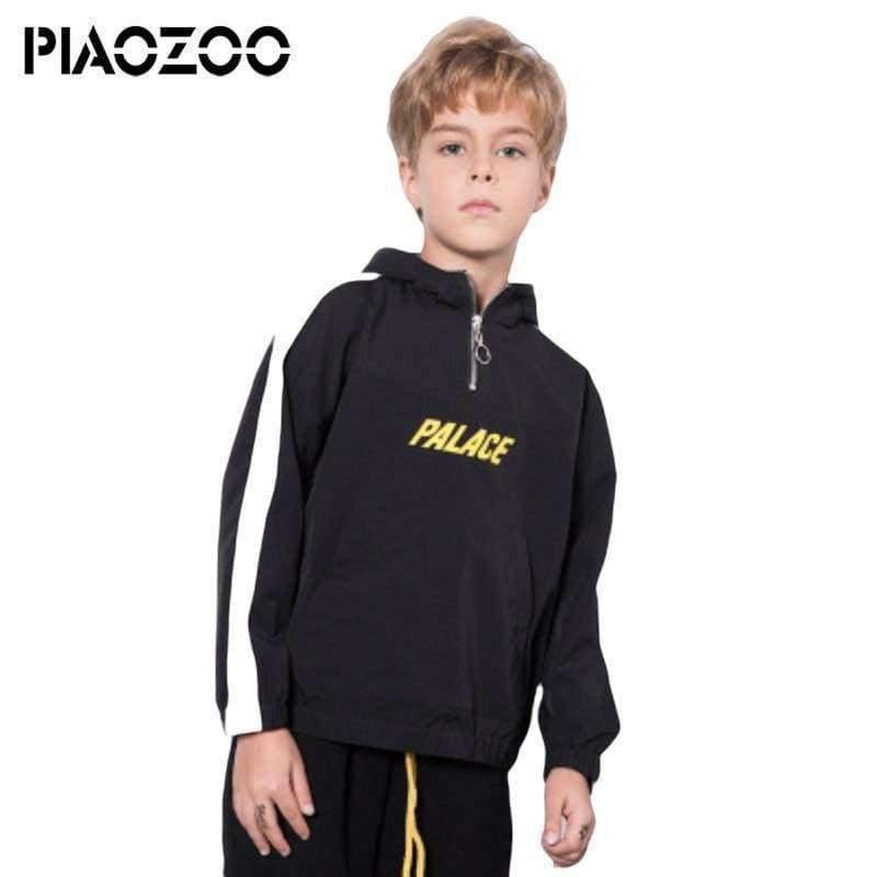 Planet Gates 4T Sweatshirts for Boys Toddler Kids Teenage Boys Hoodie Sweatshirts Letter Blouse Hoodies Tops Boys Clothes for 4-14T