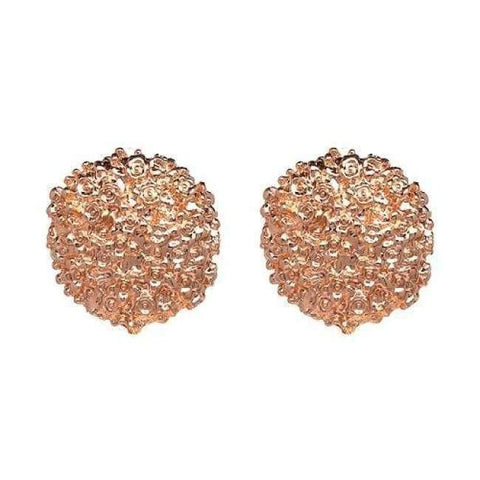 Image of Planet Gates 51136-PK JUJIA good quality wholesale women statement earring fashion geometric metal Earrings for women jewelry earring