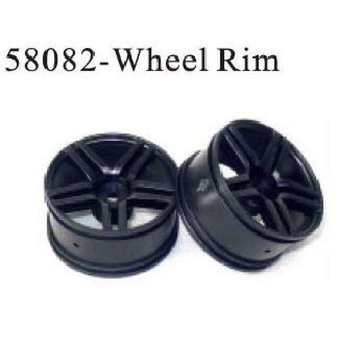 Image of Planet Gates 58082 HSP RACING CAR TOYS PARTS ACCESSORIES WHEEL RIM 58082, TYRE 58083 58093, WHEEL COMPLETE 58084 58094 OF 1/18 EP ON ROAD DRIFT CAR