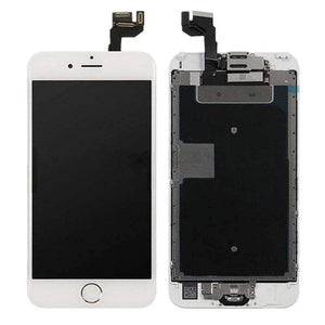 LCD Touch Screen Digitizer For iPhone 6 6s 6 Plus 6s Plus+Home Button+Front Camera+Ear Speaker Assembled