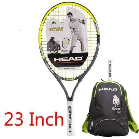 Image of Planet Gates 8 Junior Carbon Fiber Tennis Racquet for Kids Youth Childrens Training Rackets With bag cover 21/23/25 Inch Raquete De Tenis