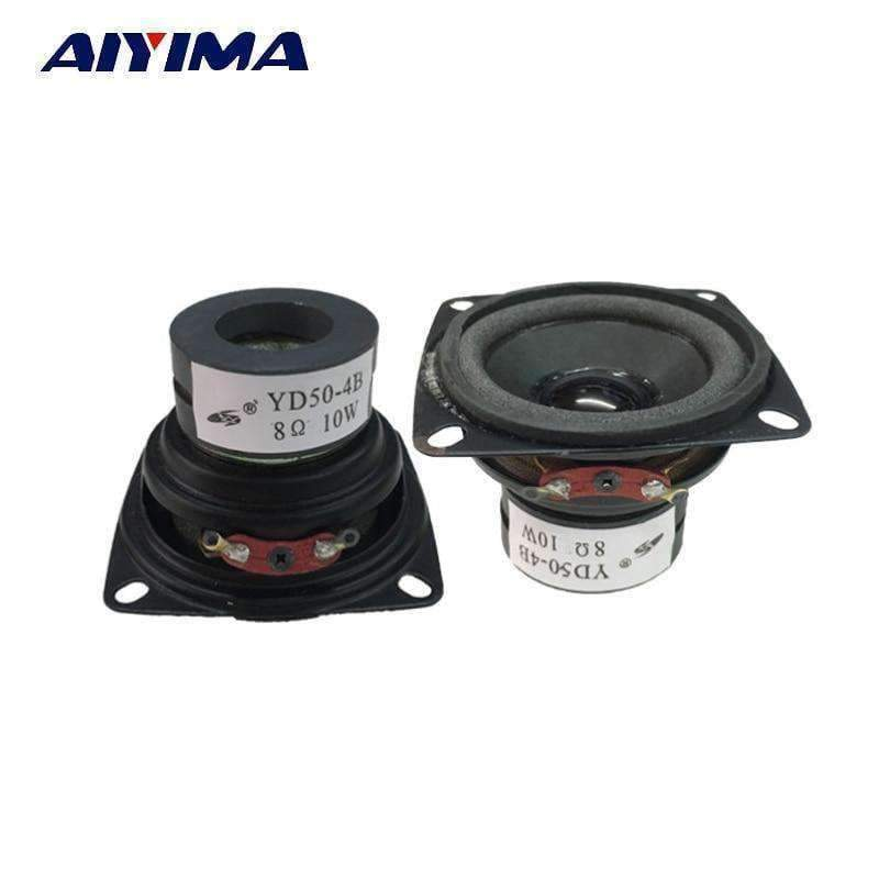 mini 12v subwoofer speaker diy