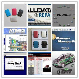 Planet Gates alldata repair software all data 10.53+mitchell on demand auto +atsg+vivid workshop data+elsawin full 49in1 hdd 1tb 2018