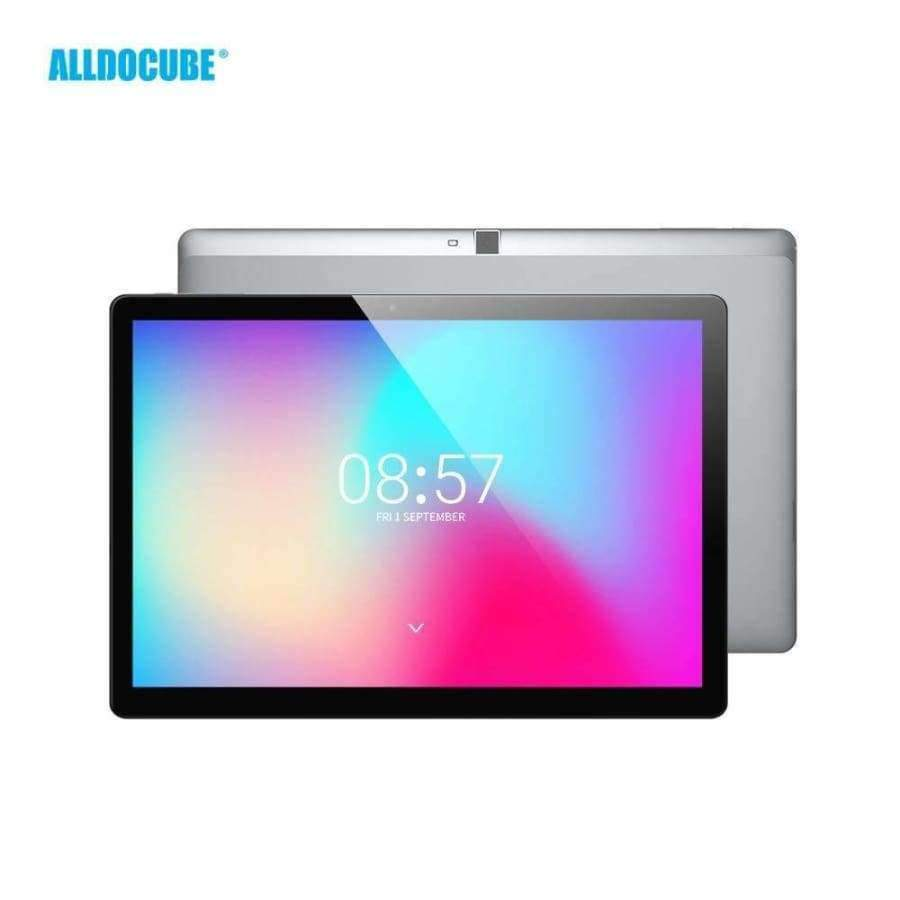 Planet Gates ALLDOCUBE Power M3 10.1 Inch 4G Phone Call Tablets PC 1920*1200 IPS 2GB RAM 32GB ROM Android 7.0 MT6753 Octa Core 8000 mAh GPS