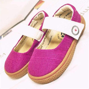 Fashion designer SCHOOL boys girls leather kids shoes for boys girls kids children shoes Flamingo Pink