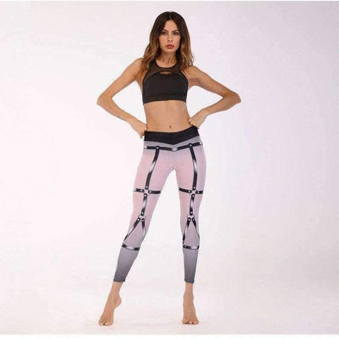 Planet Gates As The Picture Shows / S Fitness Yoga Pants Print Yoga Leggings Women Fitness Sport Leggings Sport Pants Female Running Pants Sport Clothing