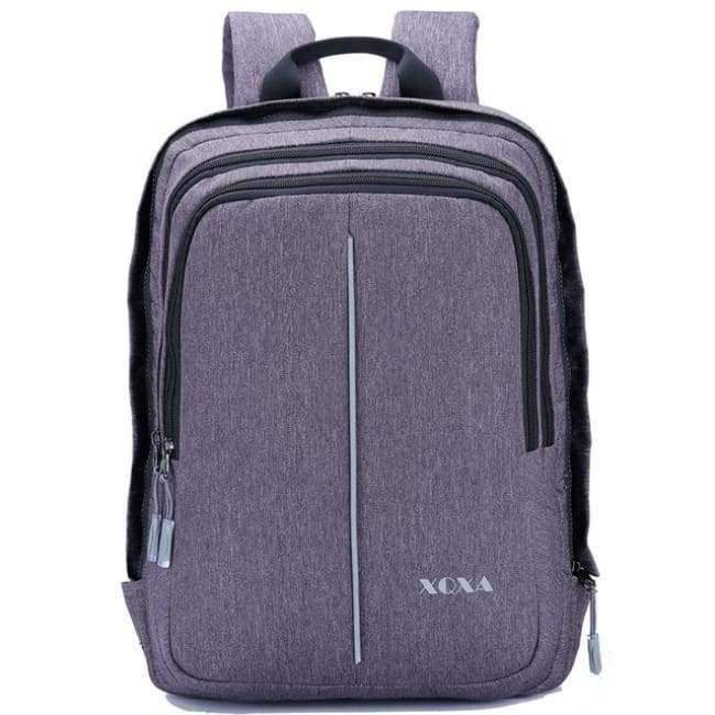 Planet Gates Bags E Grey / 15 Inches / Free Shipping XQXA Anti-theft Backpack with USB Charging Port and Earphones Prot 15.6-17.3 Inch Laptop Notebook Men Backpack 8608 8609 Basis