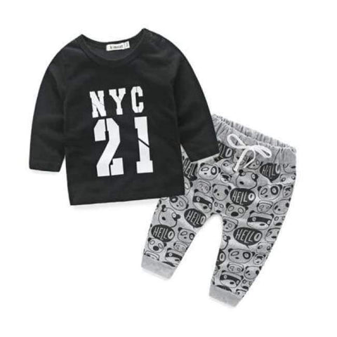 Planet Gates bb / 3M Newborn clothes for bebes style letter printed casual baby boy clothes baby newborn baby clothes baby clothing kids clothes