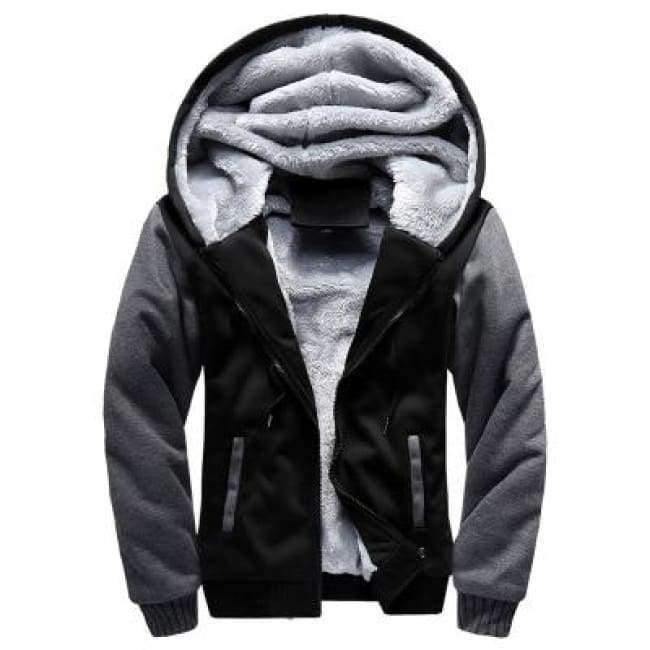 Planet Gates Black / 15 Boys Clothes Winter Super Warm  Hoodies Sweatshirts Thick Fleece Teenage Boys Camouflage Jackets Velvet Kids Coats 15-20