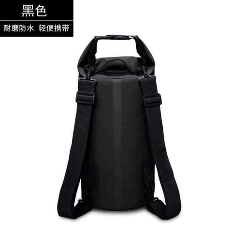 Image of Planet Gates Black 5L Swimming Waterproof Bags Storage Dry Sack Bag For Canoe Kayak Rafting Outdoor Sport Bags Travel Kit Equipment