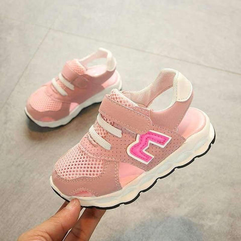 Image of Planet Gates Black / 6.5 European new brand fashion baby girls boys shoes high quality kids sneakers classic light breathable children shoes