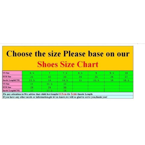 Image of Planet Gates Black / 6.5 Fashion cool noble shoes children Lovely LED glowing high quality baby boys girls shoes sports kids running sneakers