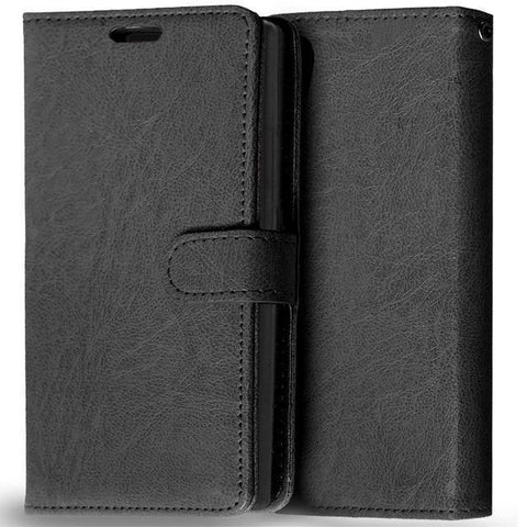 Image of Case for Lenovo P70 Cover Luxury Wallet Leather Flip Phone Case For Lenovo P70 P70-A P70T P70-T P 70 Case With Card Slot Holder